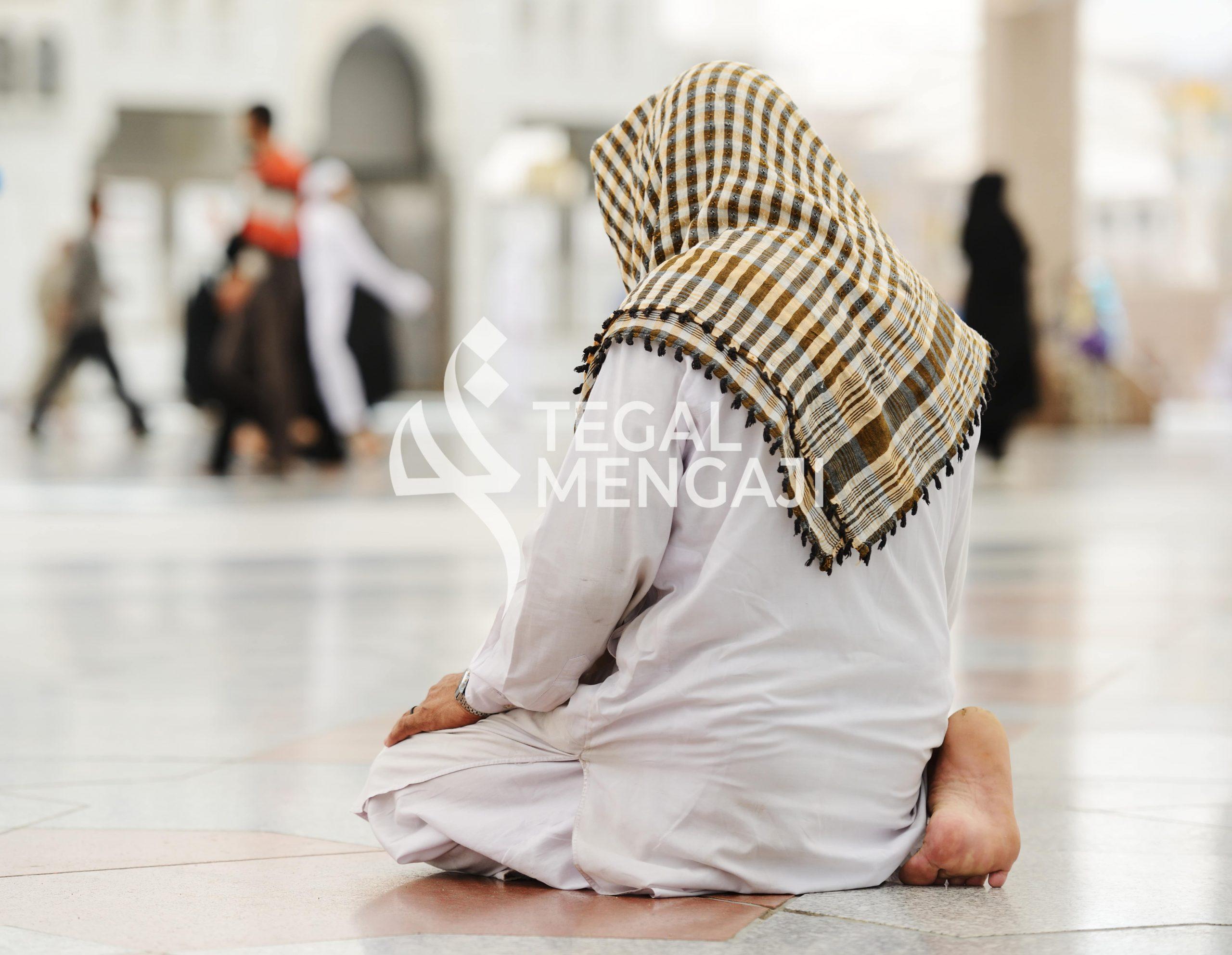 Doa untuk Orang yang Sudah Meninggal, Arab / Latin / Pria